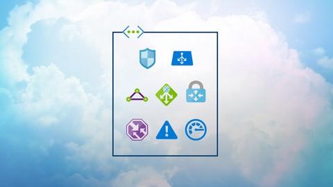 Curso Servicios de red de Azure de la A a la Z: cubre AZ 300, 103 y más
