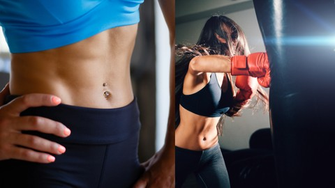 Get Boxing Fit : Fit, Defined, strong
