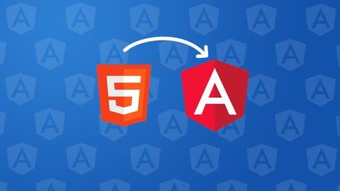 Angular: Convierte cualquier template HTML en una WebAPP!