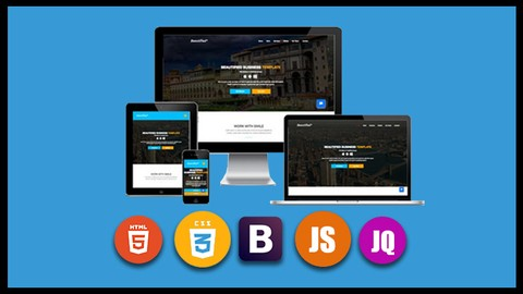 Build a new and modern looking Responsive websites