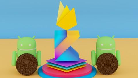 Aprende a programar Android con Kotlin + Firebase + Google