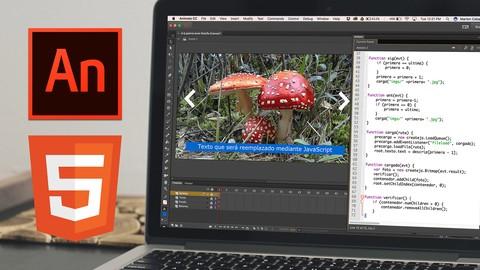 Adobe Animate CC - Avanzado: Crear Interactividad HTML5.