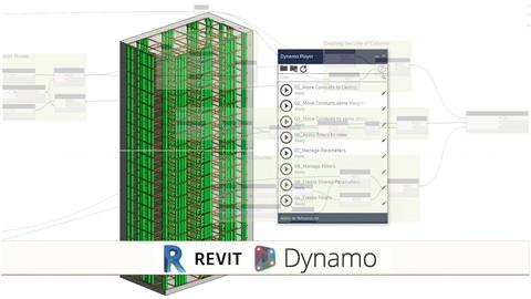 BIM Autodesk Revit Rebar Modeling Dynamo Player Data Shapes