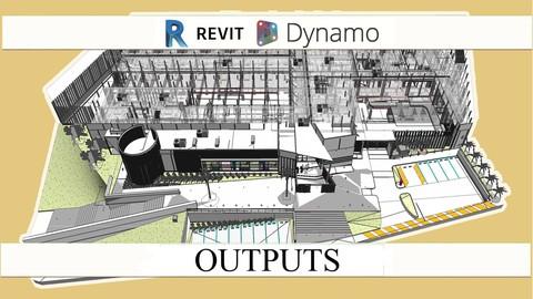 BIM Revit Dynamo Outputs for Documentation