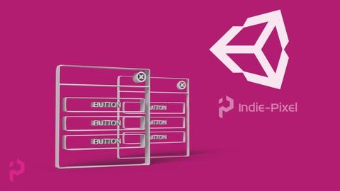 Unity 3D - Create a Reusable UI System