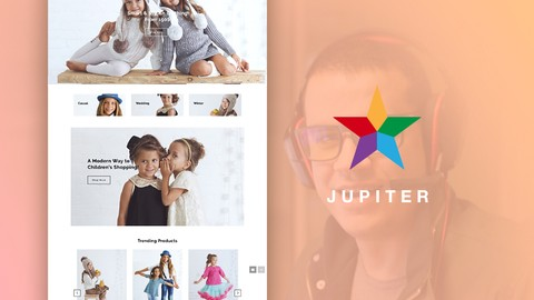 Netcurso-how-to-create-a-one-page-website-using-jupiter-wp-theme