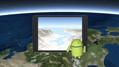 Develop ArcGIS Android Mobile GIS and GPS Apps