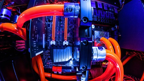 Advanced Computer Hardware Modifications: Colder and Faster