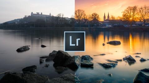 Adobe Lightroom CC: Landscape Photography Masterclass 2020