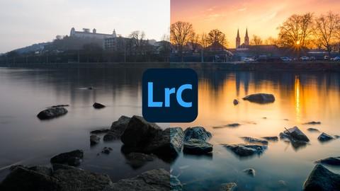 Adobe Lightroom CC: Landscape Photography Master Class 2021