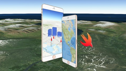 Develop ArcGIS iOS Mobile GIS and GPS Apps in Swift
