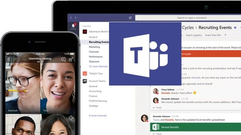 Up and Running with Microsoft Teams