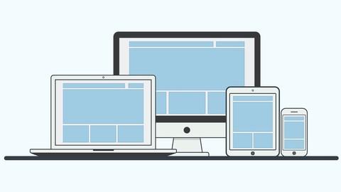 Complete Responsive Web Development 2018: 4 courses in 1