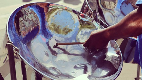 Learn to play 'Limbo' on the Steel Drum! - Resonance School of Music