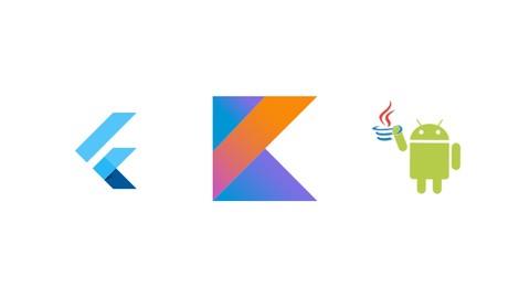 Android Start - Curso Android Básico - Java Kotlin e Flutter