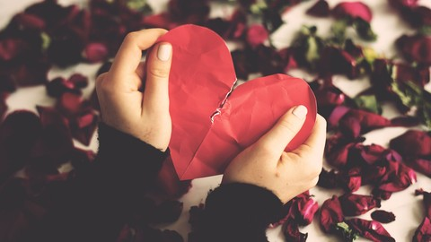 Dealing with Breakup - Heal Your Broken Heart in few minutes