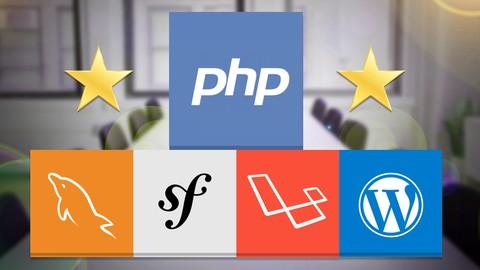 Master en PHP, SQL, POO, MVC, Laravel, Symfony, WordPress +*