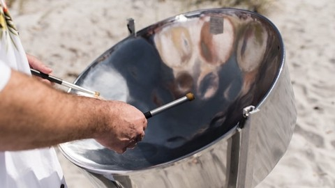 Learn to play 'Red Red Wine' on the Steel Drum! - Resonance School of Music