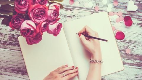 Valentine Memory Book Design
