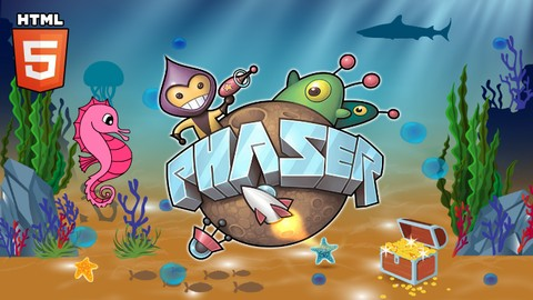 Programación de juegos Web 2D en JavaScript HTML5 con Phaser