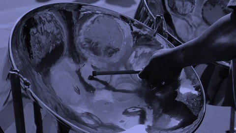 Learn to play 'Somewhere Over the Rainbow' on the Steel Drum - Resonance School of Music