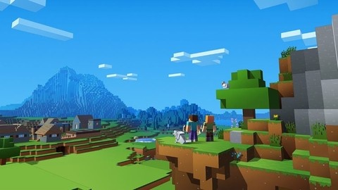 Minecraft Beginners Guide - How To Play Minecraft