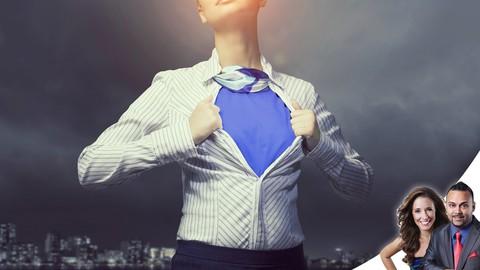 Confidence Blueprint: Develop Confidence & a Growth Mindset