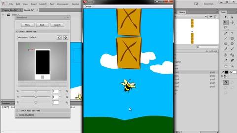 Adobe AIR ve ActionScript 3.0 ile Mobil Oyun Programlama