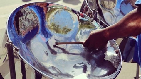 Learn to play 'I Shot the Sheriff' on the Steel Drum! - Resonance School of Music