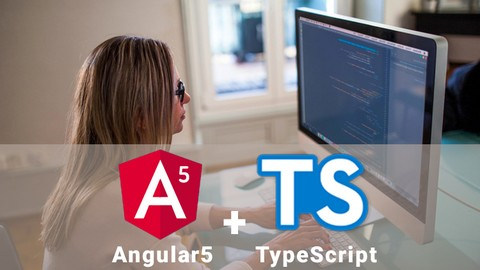 Angular + TypeScript from Basic to Advanced + Live Project
