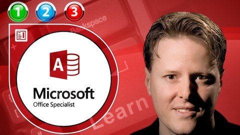 Master Microsoft Access - Access from Beginner to Advanced