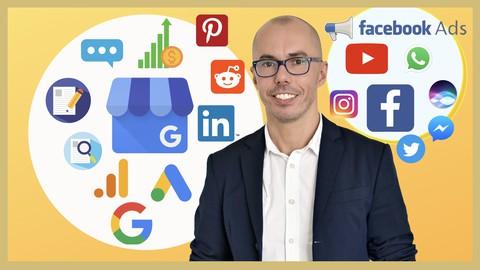 Ultimate SEO, Social Media & Digital Marketing Course 2021 Coupon