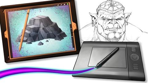 Digital Art for Beginners - Unleash Your Creativity