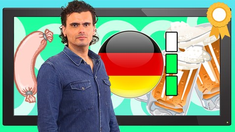 Learn German Language: Complete German Course - Intermediate