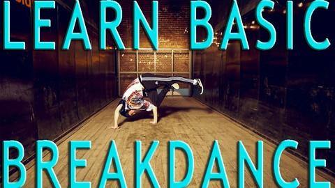 Free Breakdancing Tutorial - Learn to Breakdance!! Basic