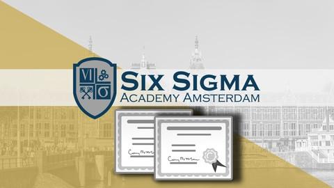 Lean Six Sigma White & Yellow Belt Training & Certification