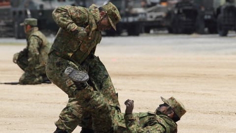 How To Fight And Win: Hand To Hand Combat Training