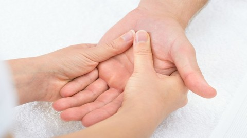 Fully Accredited Professional Hand Reflexology Course