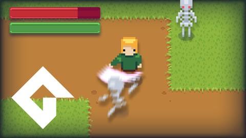 Making an Action-Adventure Game Using GameMaker Studio 2