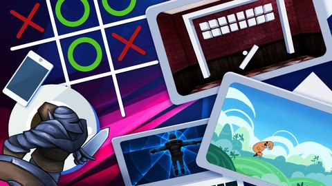 Unity 3D podstawy – 5 przykładowych gier