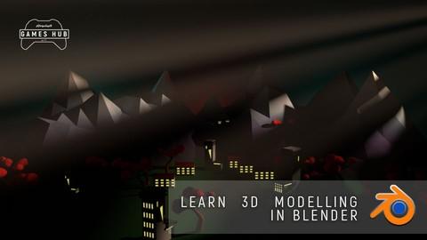 3D Modelling in Blender