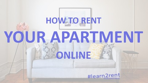 How to rent your apartment for beginners