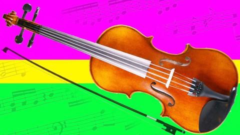Beginner Violin Lessons - VIOLIN MASTERY FROM THE BEGINNING - Resonance School of Music