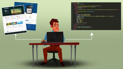 PSD to HTML: Learn To Build Responsive Websites