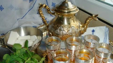 How to prepare the amazing Moroccan tea!