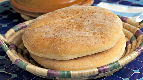 Netcurso-how-to-make-moroccan-bread