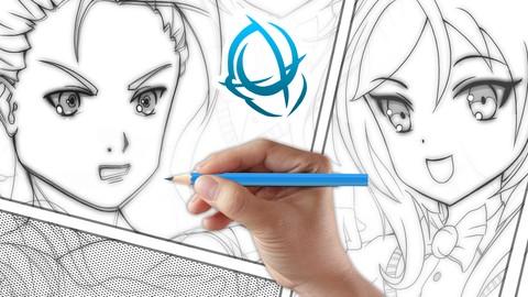 Manga Art School: How to draw Anime and Manga Course