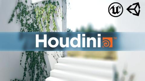 Houdini Game Art - Create foliage for Games with Houdini