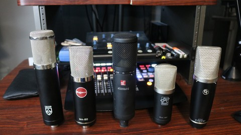 Audio Engineering: All About Microphones