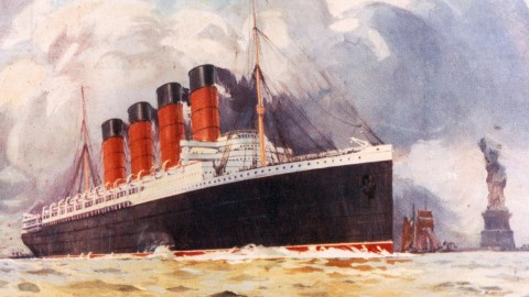 Netcurso-the-rms-lusitania